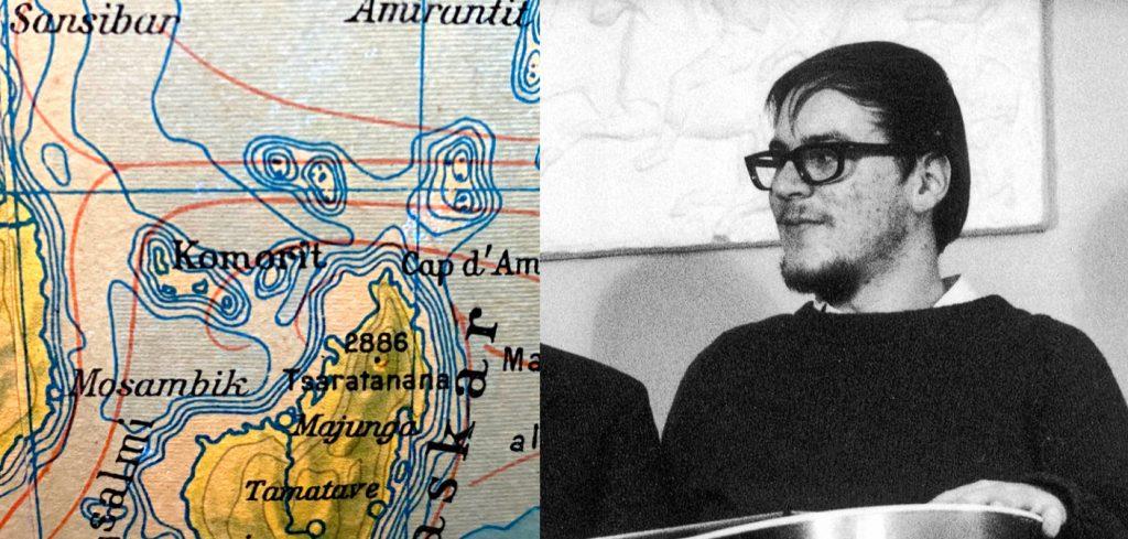 Pekka Gronow ja Komorit. Kuva: Tuomas Pelttari.