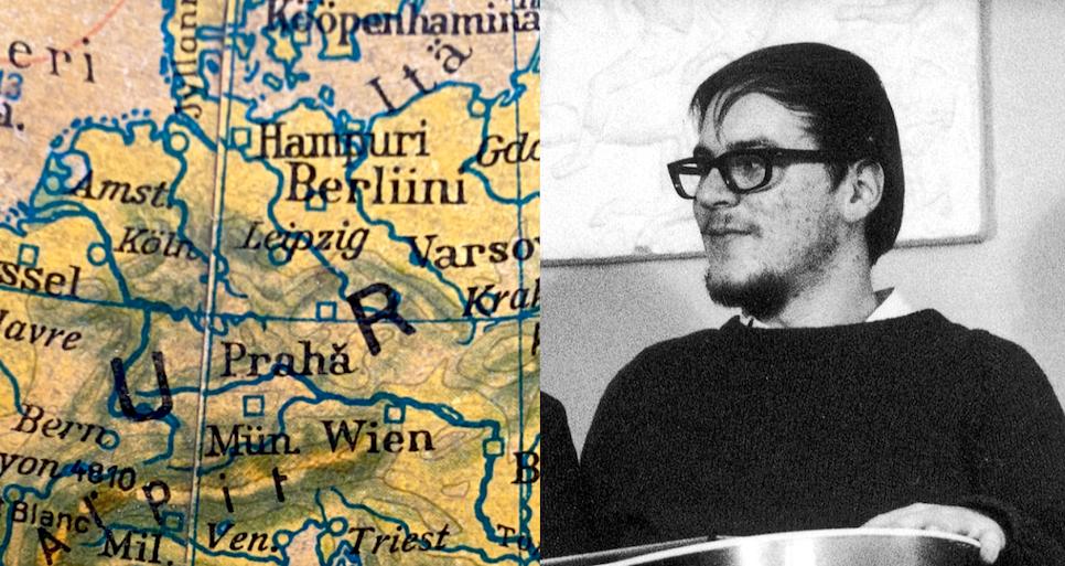Pekka Gronow ja Saksa.