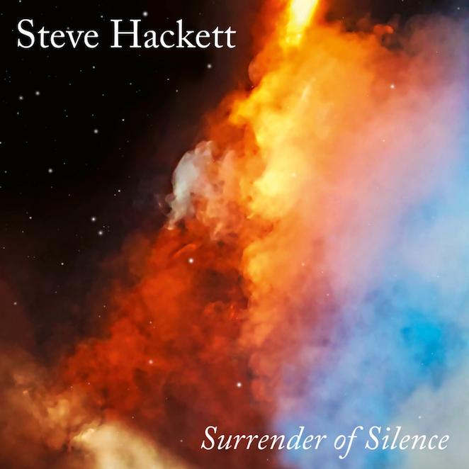 Steve Hackett: Surrender Of Silence (2021).