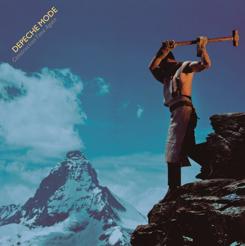 Depeche Mode: Construction Time Again (1983).