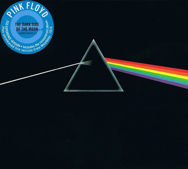 The Dark Side Of The Moon (1973) on remasteroitu moneen kertaan. 2CD Experience Edition julkaistiin vuonna 2011.