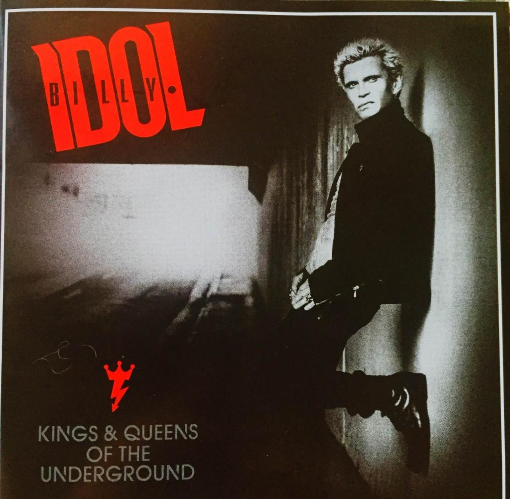 Billy Idolin albumi Kings & Queens Of The Underground julkaistiin vuonna 2014. Levyn tuotti Trevor Horn.