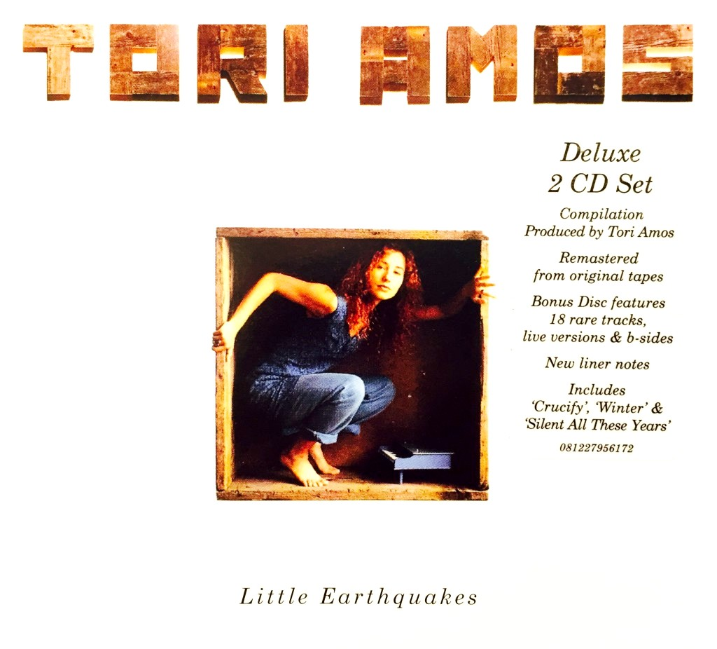 Tori Amos: Little Earthquakes (1992).