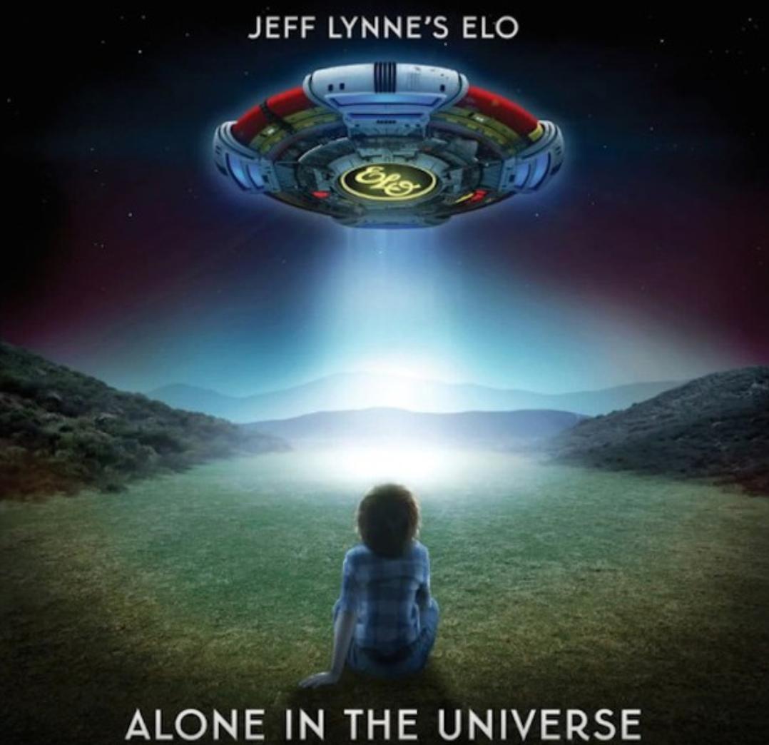 Nimellä Jeff Lynne's ELO julkaistu paluulevy Alone In The Universe julkaistiin vuonna 2015.