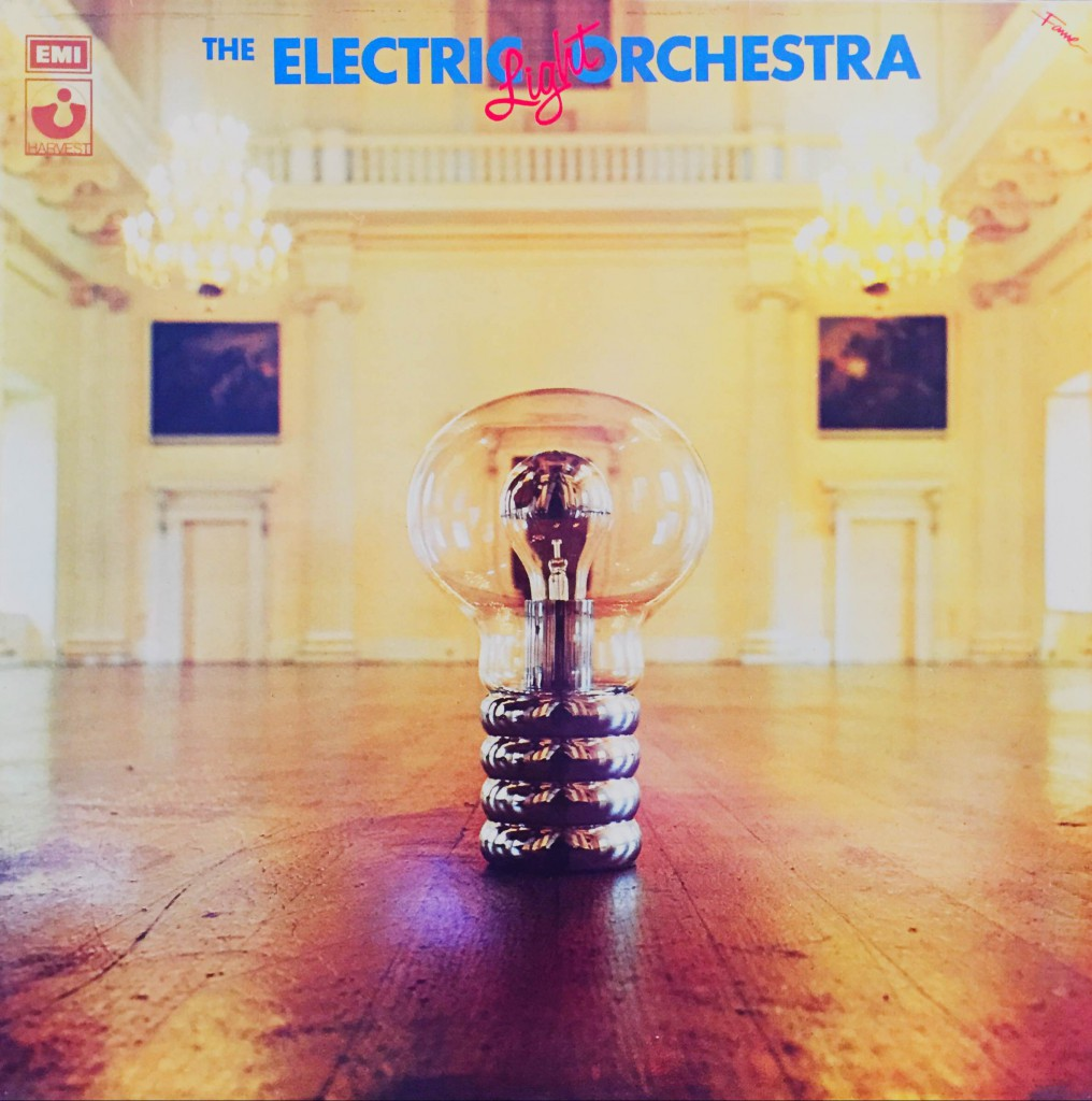 The Electric Light Orchestra: The Electric Light Orchestra (1971).