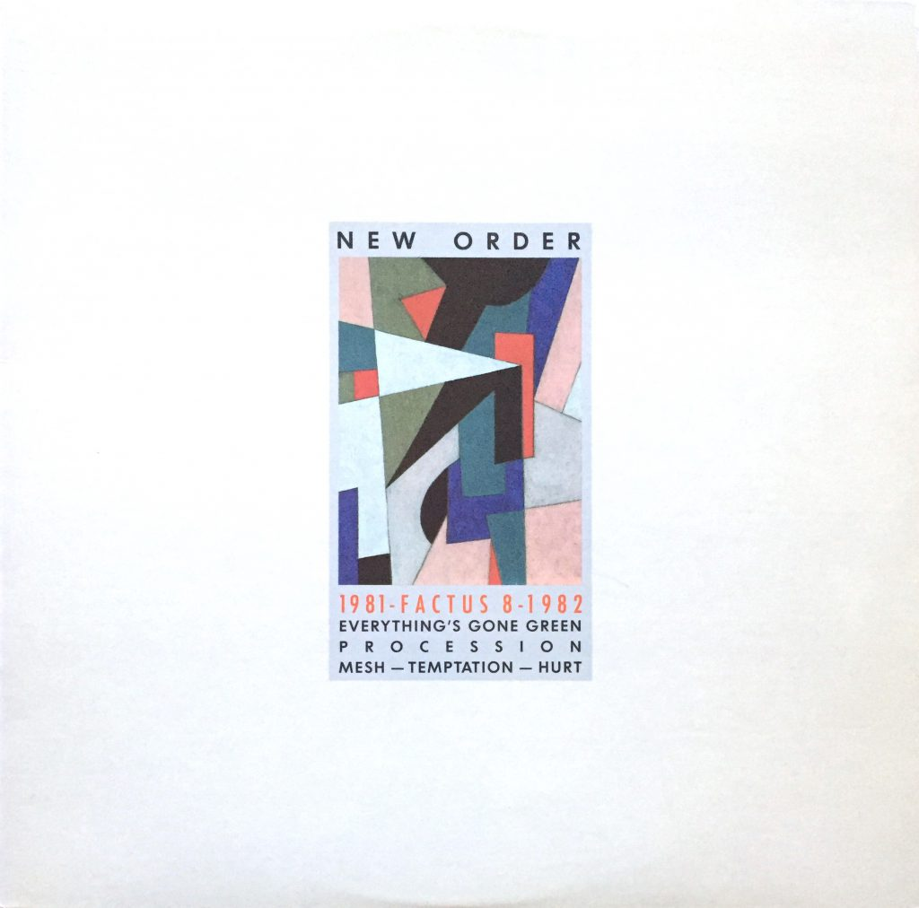 New Order: 1981–1982 EP (1982).