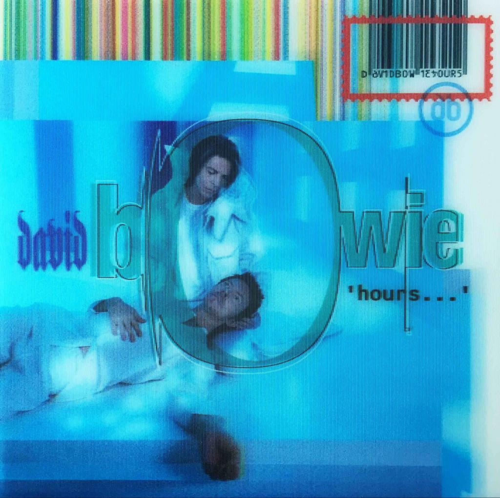 David Bowien albumi hours... julkaistiin vuonna 1999. Levy tehtiin tiiviissä yhteistyössä kitaristi ja tuottaja Reeves Gabrelsin kanssa.