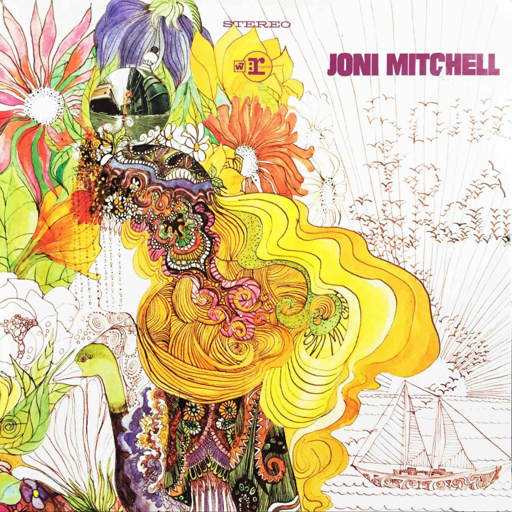Joni Mitchell: Song To A Seagull (1968).