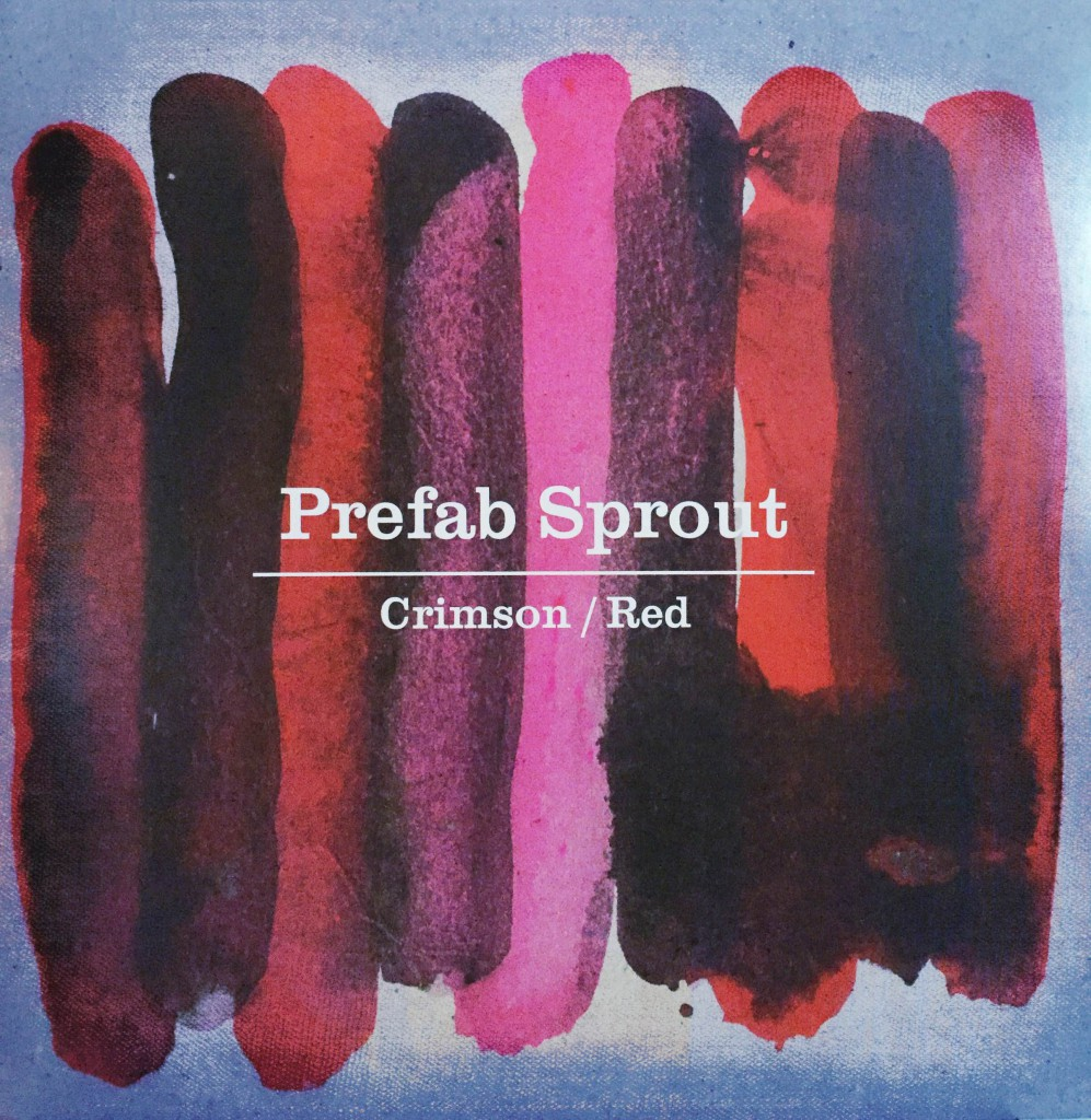 Prefab Sprout: Crimson/Red (2013).