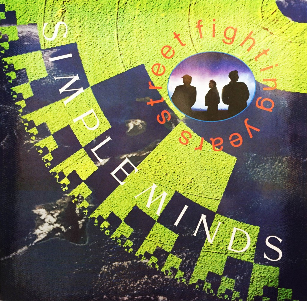 Simple Minds: Street Fighting Years (1989).