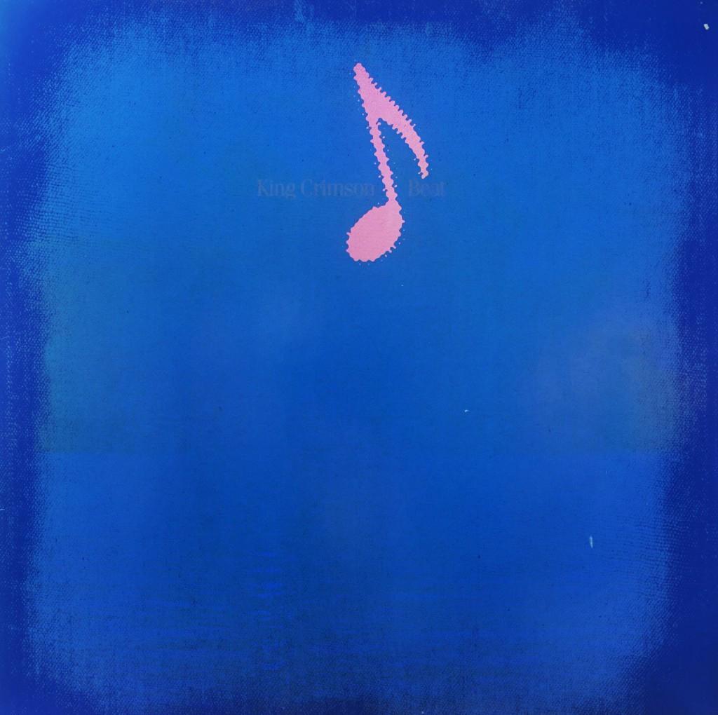 King Crimsonin albumi Beat julkaistiin vuonna 1982.