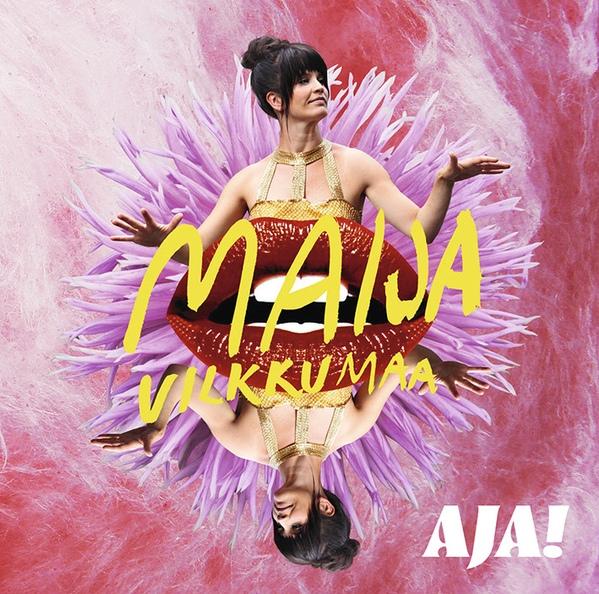 Maija Vilkkumaa: Aja! (2015).