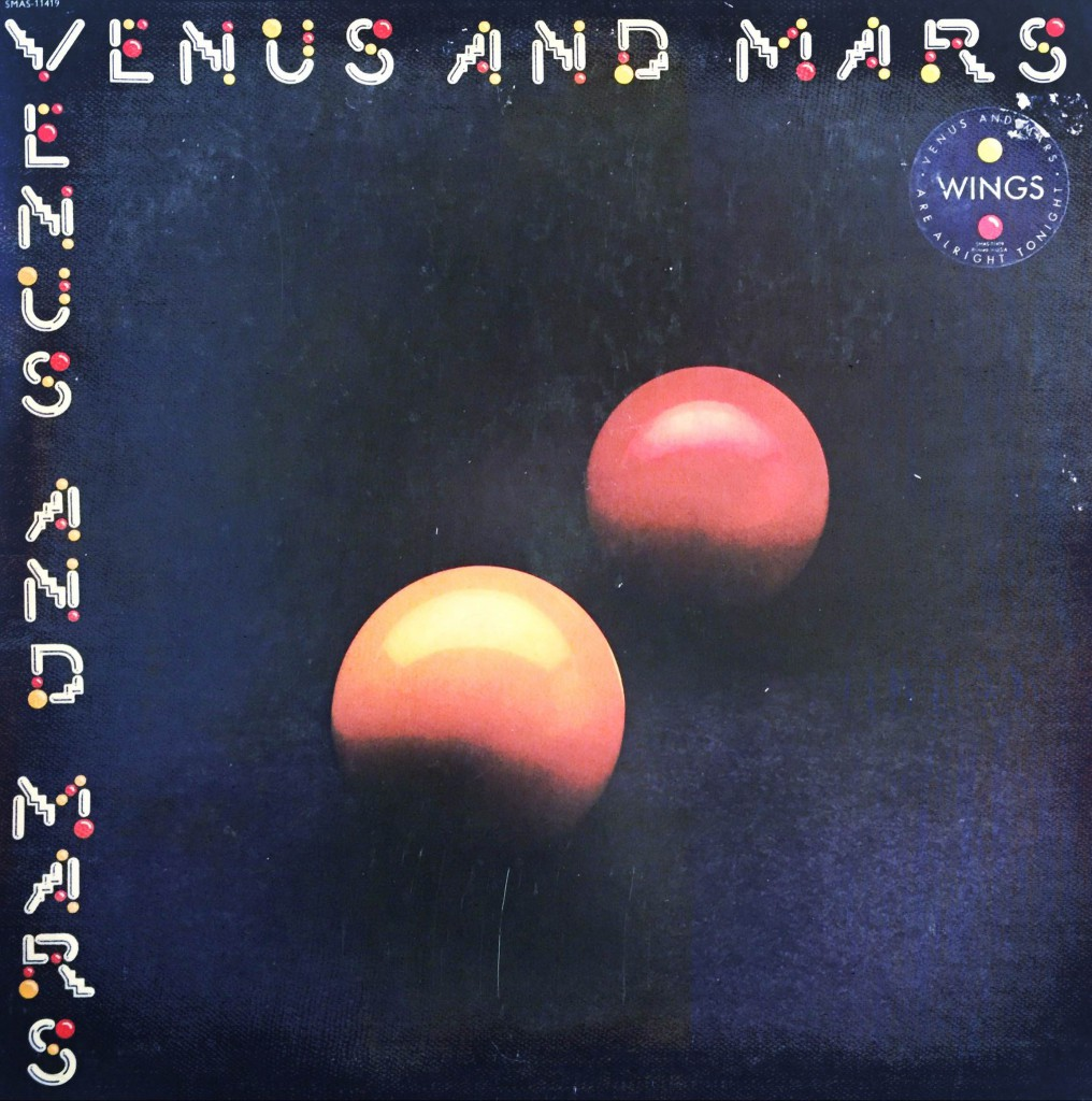 Wings: Venus And Mars (1975).