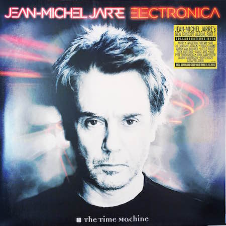 Jean-Michel Jarre: Electronica 1 – The Time Machine (2015).