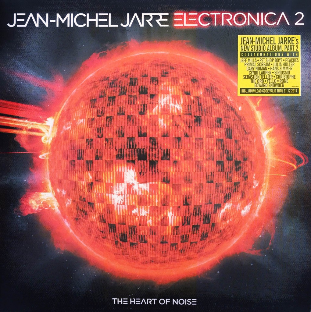 Jean-Michel Jarre: Electronica 1 – The Heart Of Noise (2016).