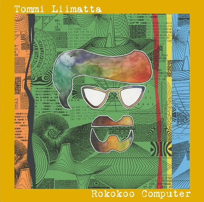 Tommi Liimatta: Rokokoo Computer (2016).