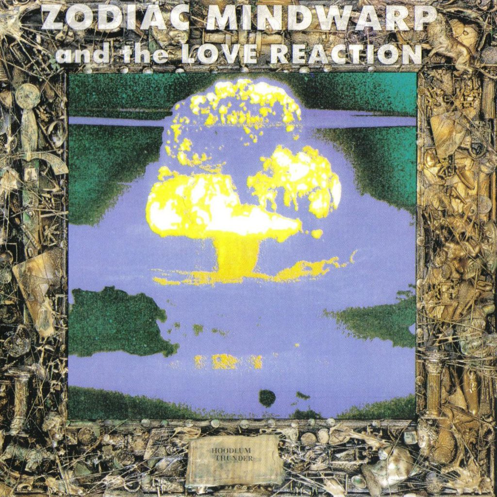 Zodiac Mindwarp And The Love Reaction: Hoodlum Thunder (1991).