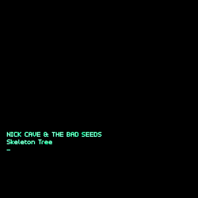 Nick Cave & The Bad Seeds: Skeleton Tree (2016).