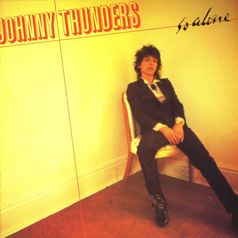Johnny Thunders: So Alone (1978).