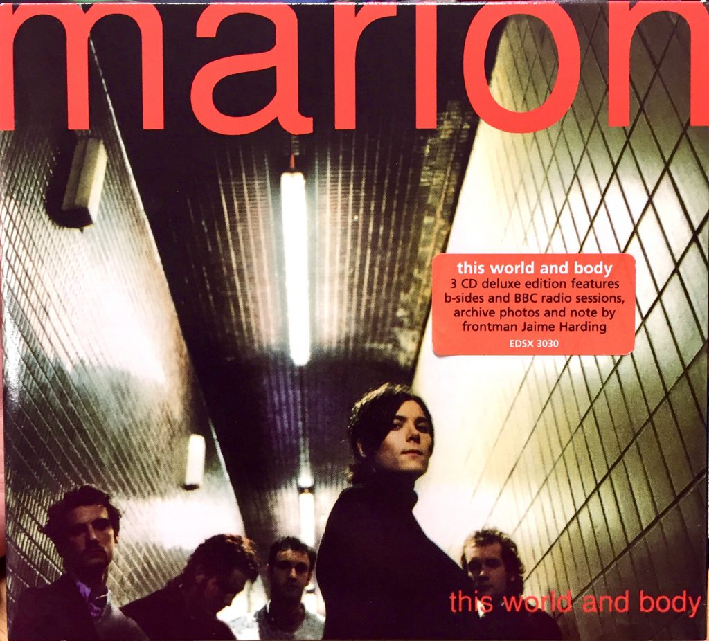 Marion: This World And Body (1996, uusintajulkaisu 2016).