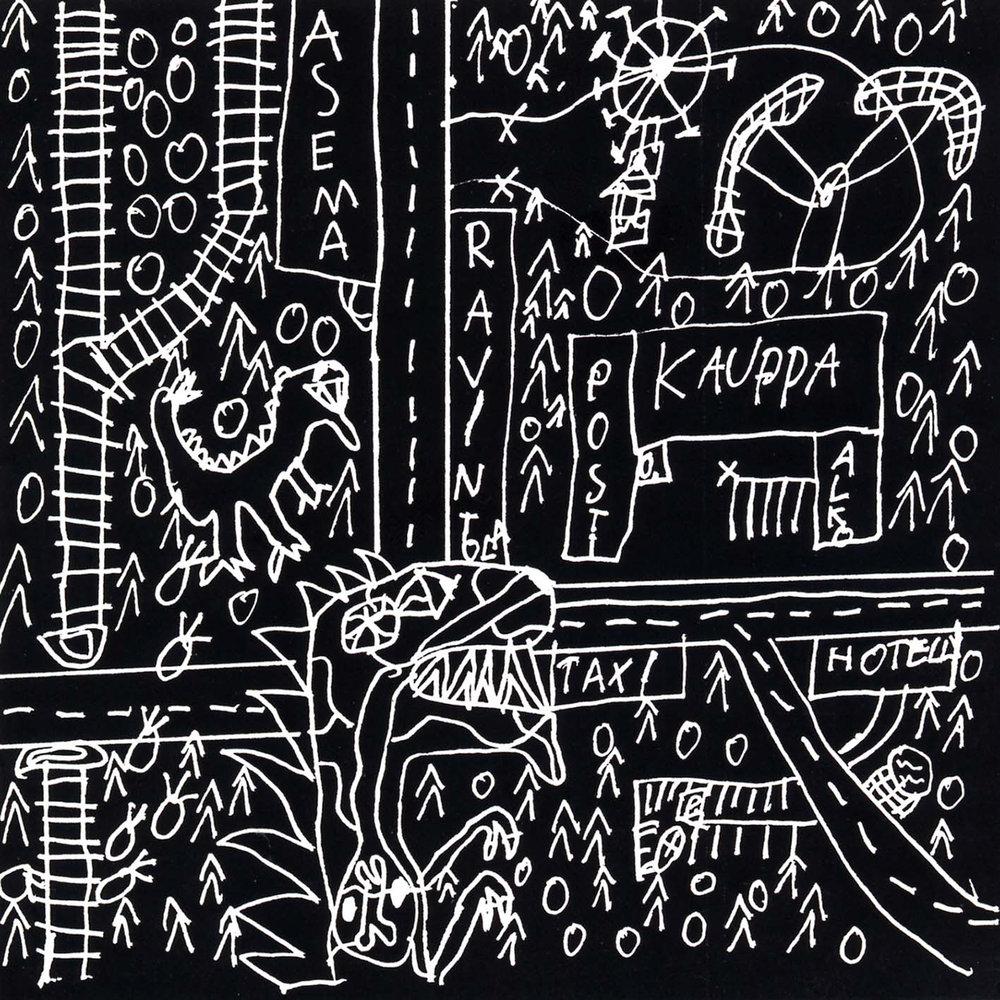 Timo Rautiainen & Trio Niskalaukaus: Lopunajan merkit (1999).