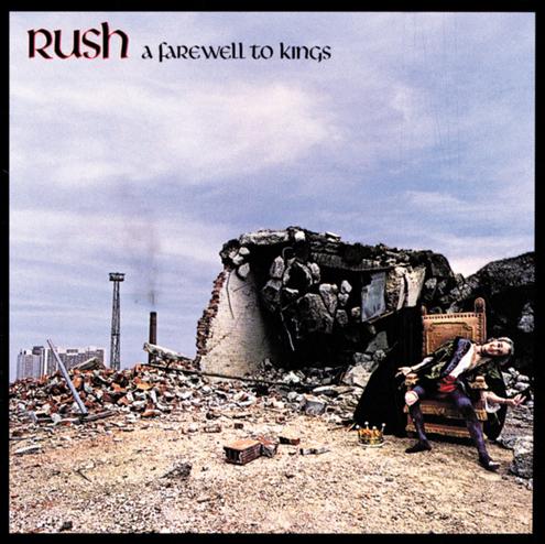 Rush: A Farewell To Kings (1977).