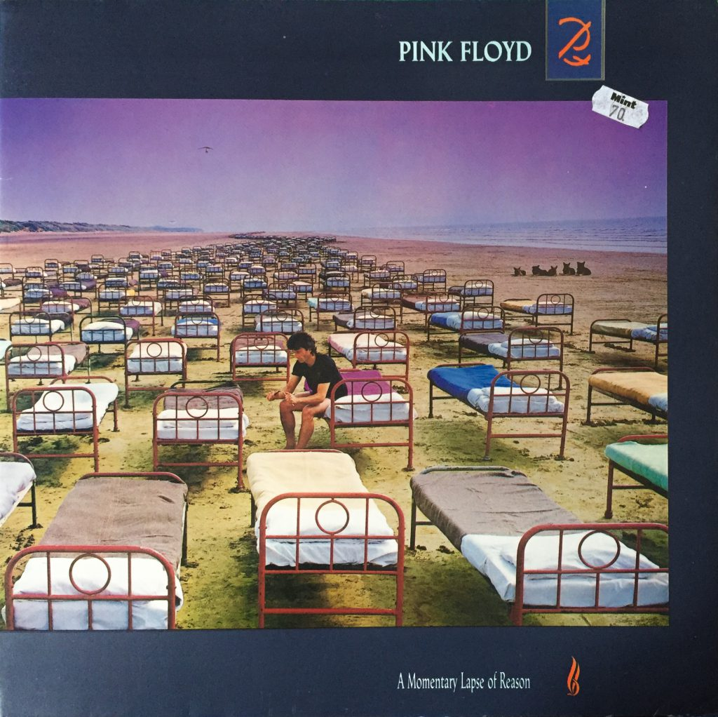 Pink Floyd: A Momentary Lapse Of Reason (1987).