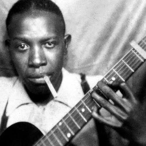 Robert Johnson.