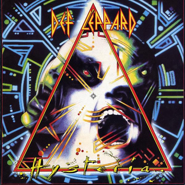 Def Leppard: Hysteria (1987).