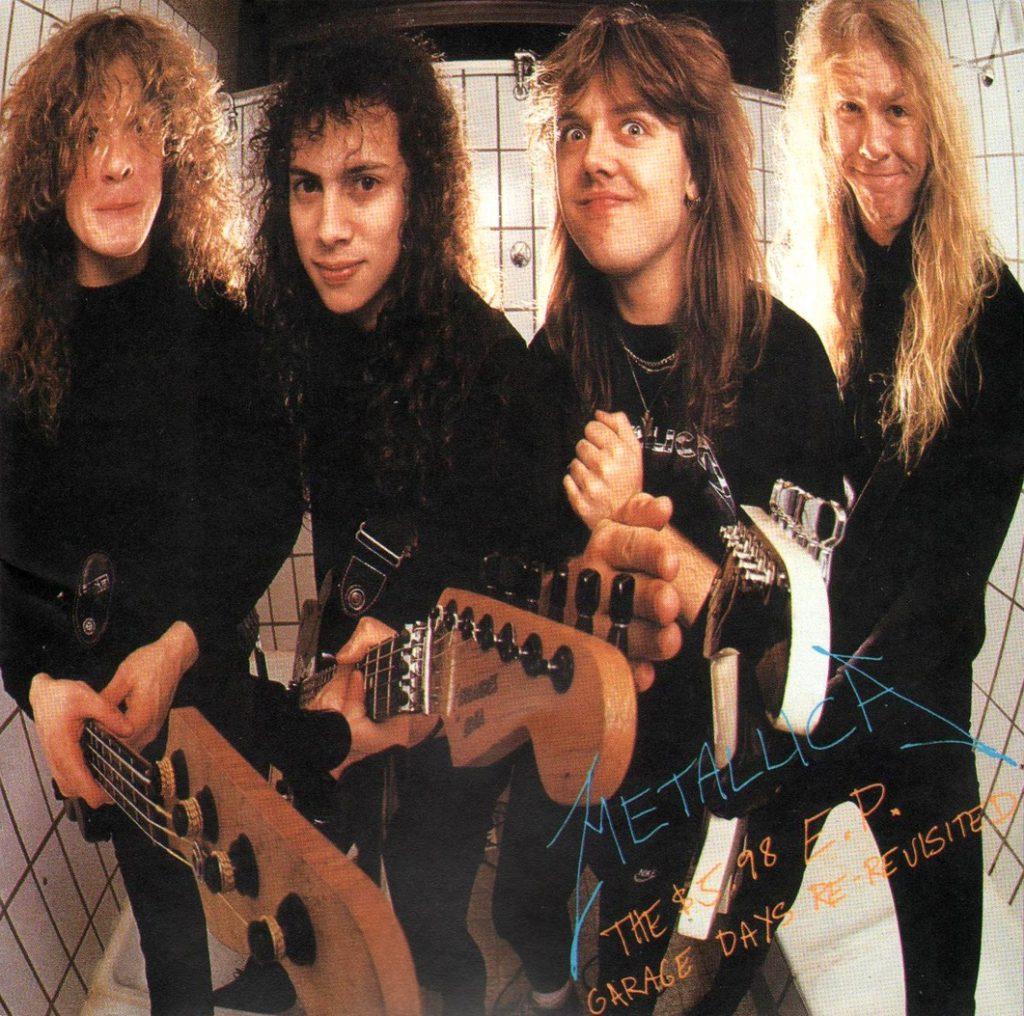 Metallica: The $5.98 E.P. Garage Days Re-Revisited (1987).