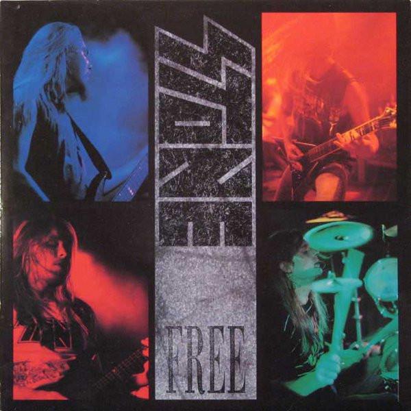 Stone: Free (1992).