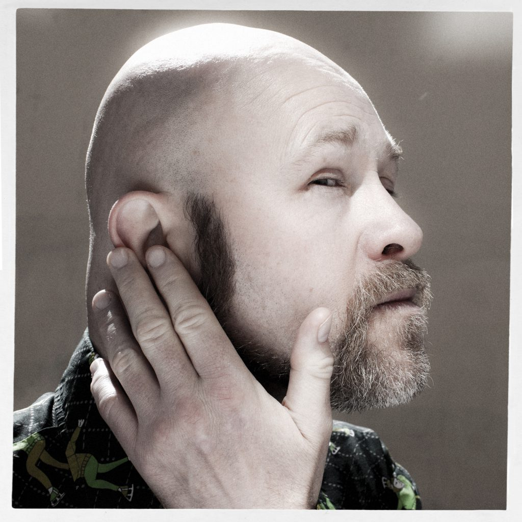 Johnny Essing, kitara. Kuva: Anna Brånhede.