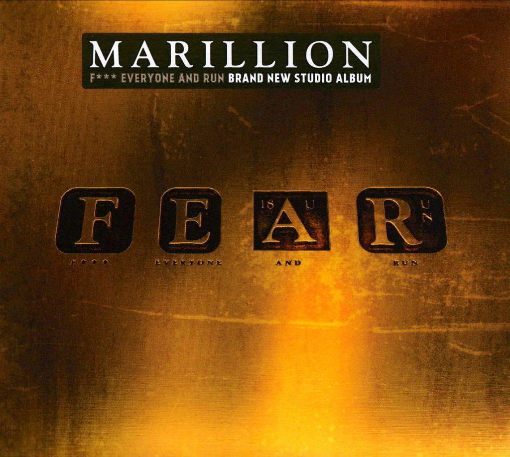 Marillion: F E A R (2016).
