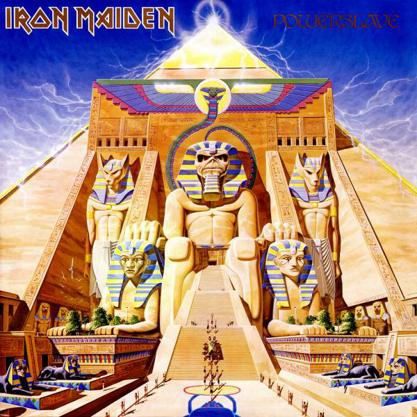 Iron Maiden: Powerslave (1984).