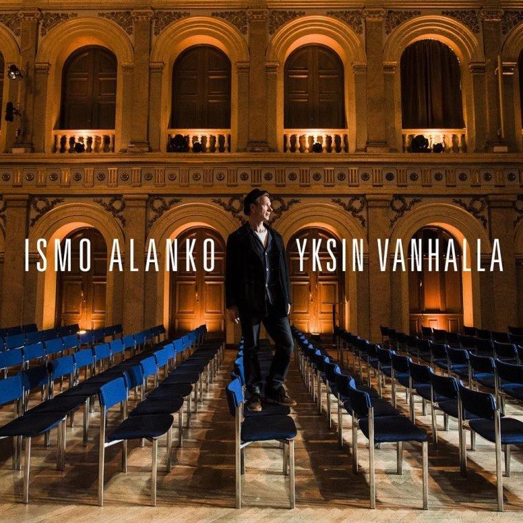 Ismo Alanko: Yksin Vanhalla (2017).