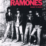 Ramones: Rocket To Russia (1977).