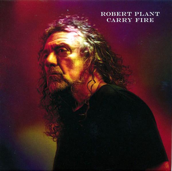 Robert Plant: Carry Fire (2017).