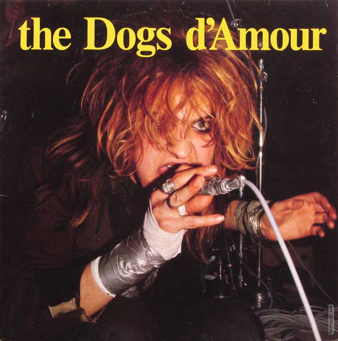 The Dogs d'Amour: The State We're In (1984).