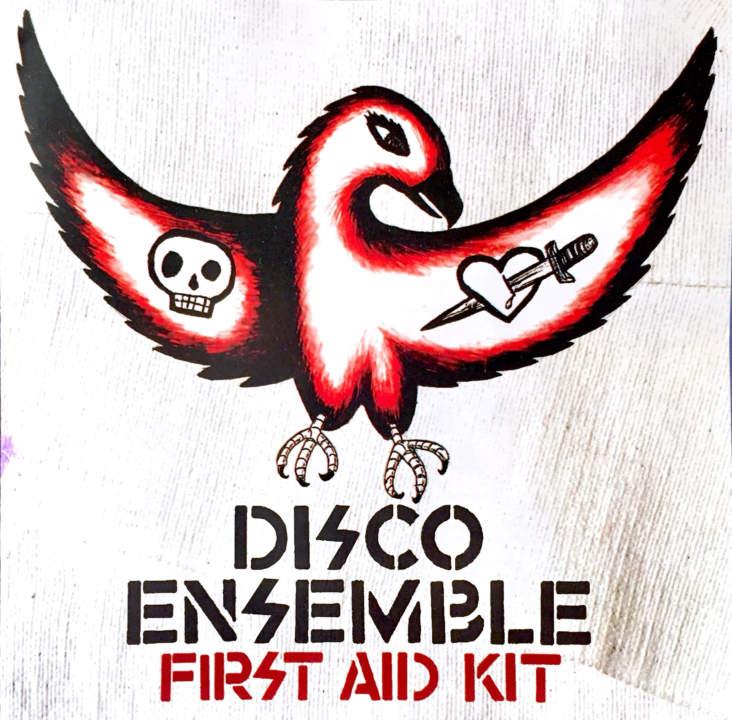 Disco Ensemble: First Aid Kit (2005).