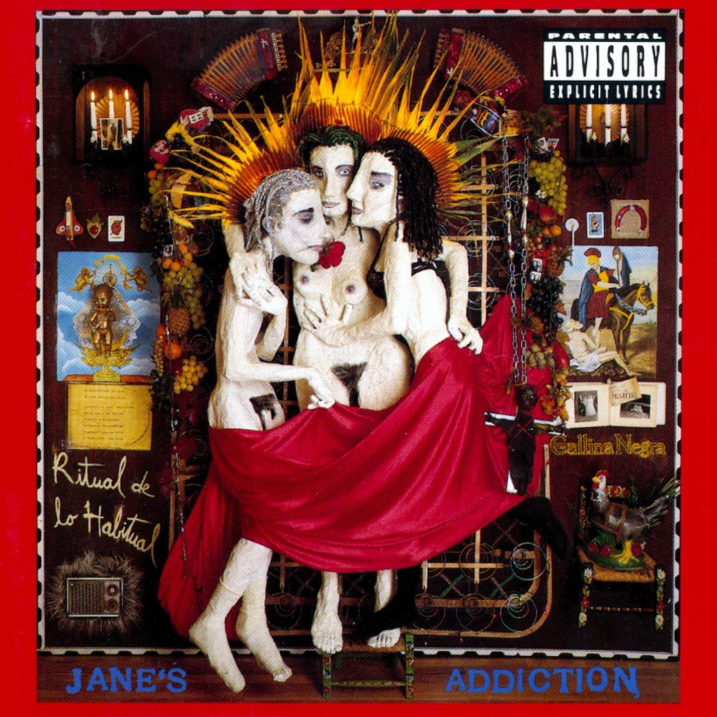 Jane's Addiction: Ritual De Lo Habitual (1988).