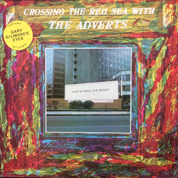 The Adverts: Crossing The Red Sea (1978).