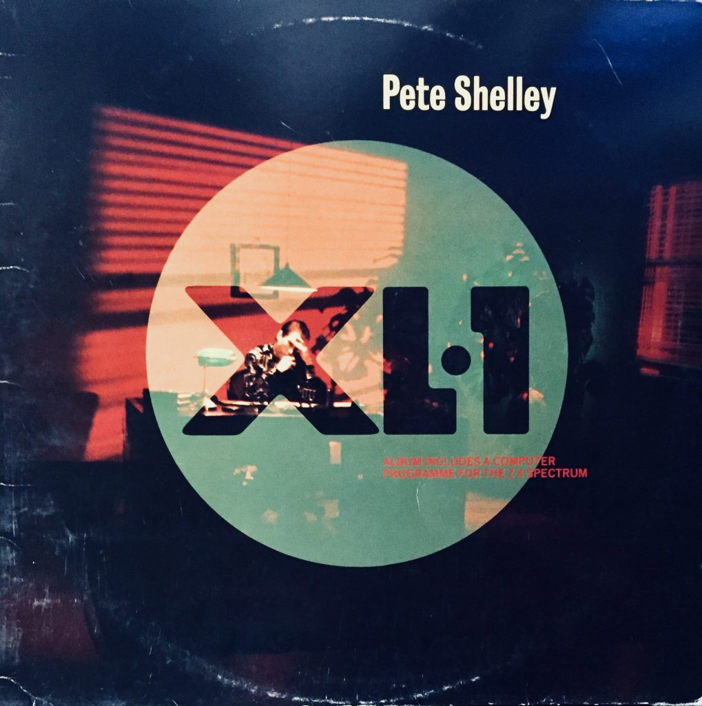 Pete Shelley: XL1 (1983).