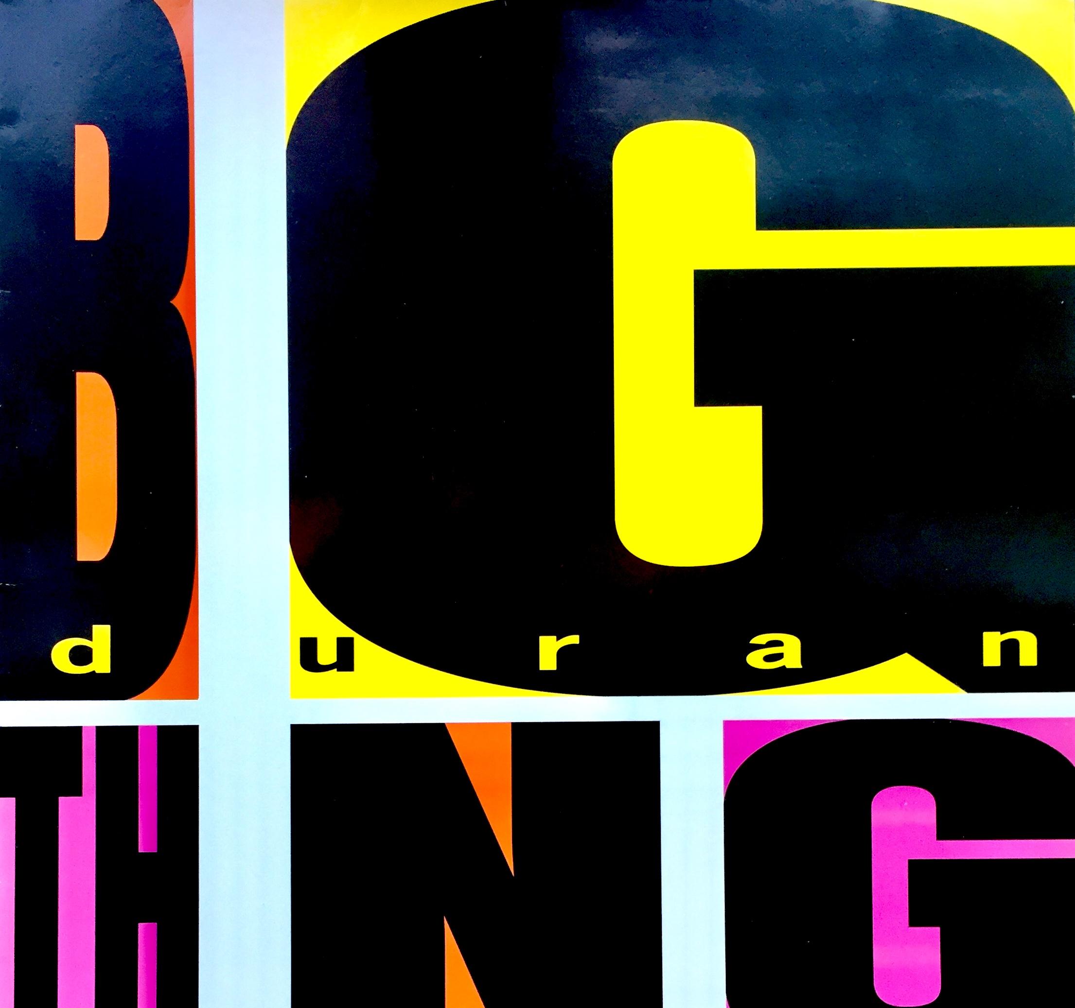 Duran Duran: Big Thing (1988).