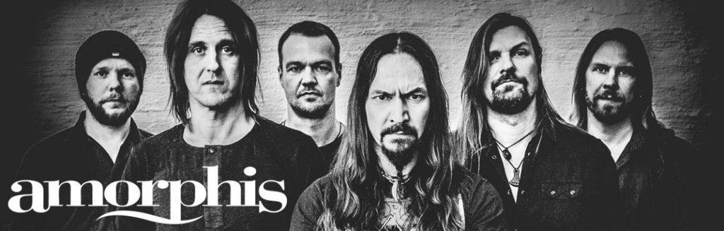 Amorphis. Kuva: Nuclear Blast.