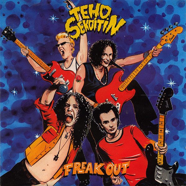 Tehosekoitin: Freak Out (1999).