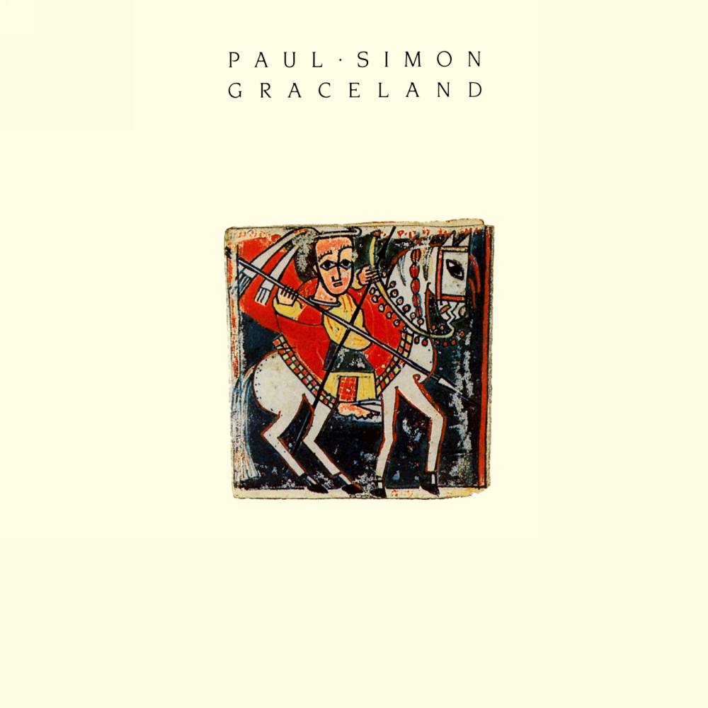 Paul Simon: Graceland (1986).