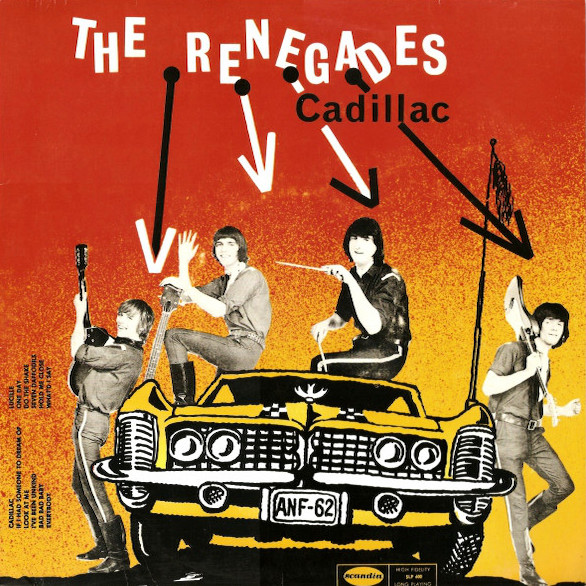 The Renegades: Cadillac (1964).