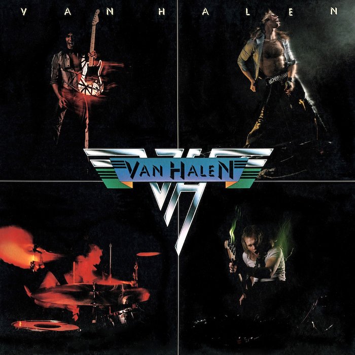 Van Halen | Warner Bros. Records 1978.