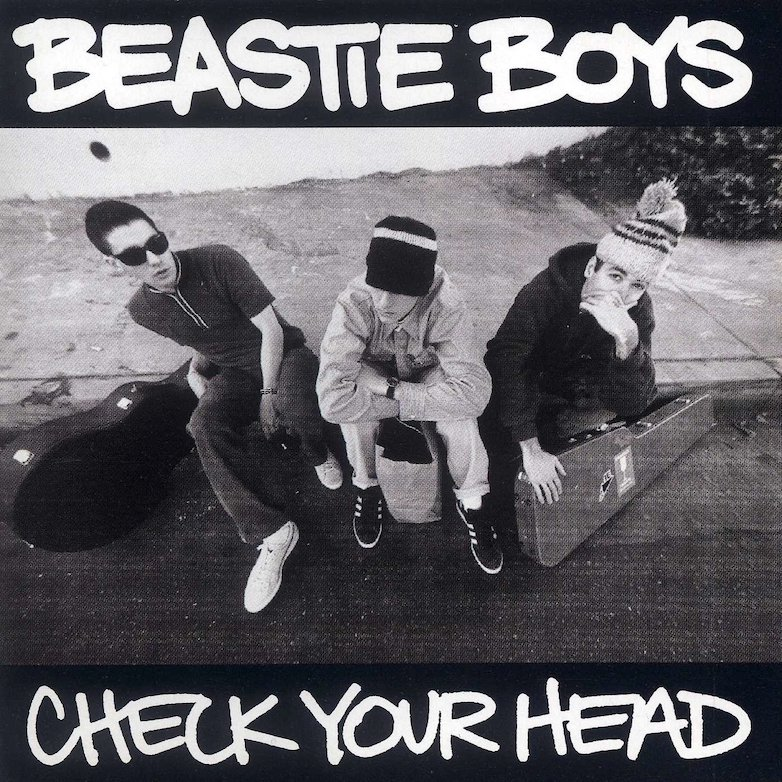 Beastie Boys: Check Your Head (1992).