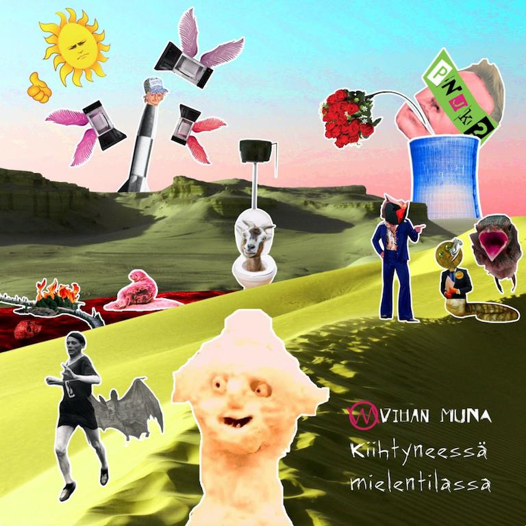 Vihan Muna: Kiihtyneessä mielentilassa (2020).
